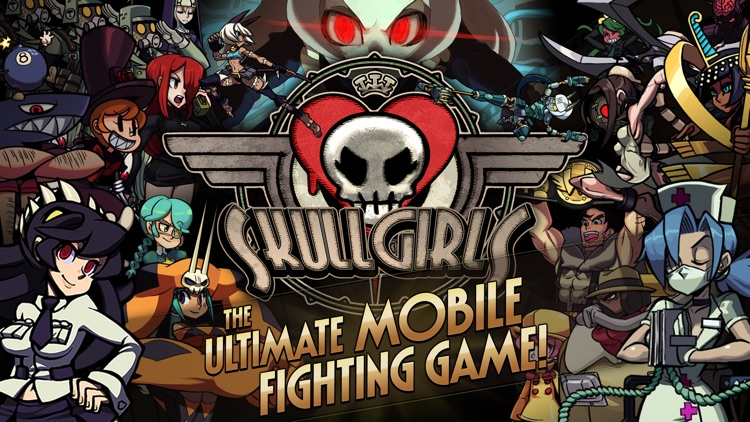 Skullgirls: Fighting RPG screenshot-0