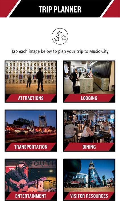 The Nashville Visitors Guide screenshot-4