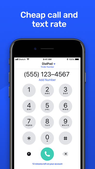 PhoneLine - 2nd Phone Number Screenshot