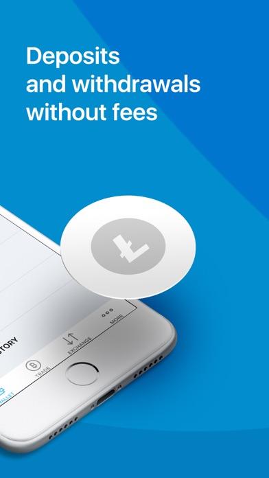 Totalcoin: Bitcoin wallet app-1