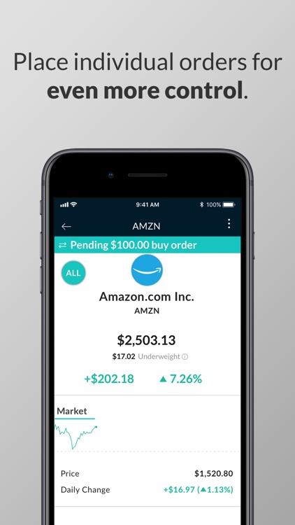 M1 Finance - No Fee Investing screenshot-4