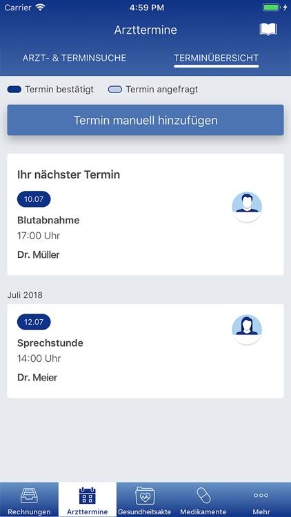 """""""Meine Gesundheit von AXA"""""""