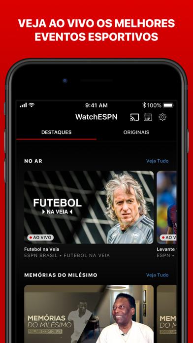 Baixar ESPN: Vídeos e jogos ao vivo para Android
