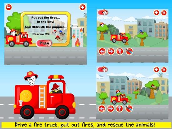 Fireman Game Fire-Truck Games | App Price Drops