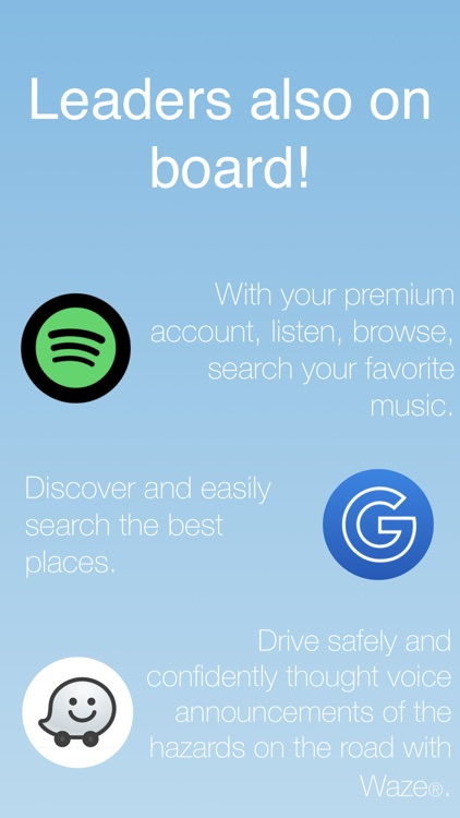 CarOS® — Powerful dashboard screenshot-8