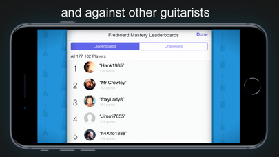 Guitario: Guitar Notes Trainer Screenshots