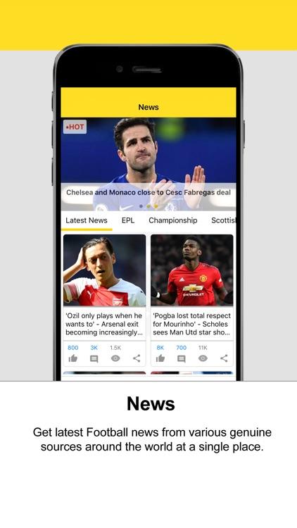 Football Fan screenshot-6