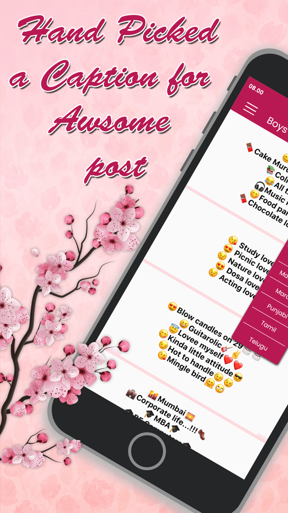 Cool Bio Quotes Status App for iPhone Free Download Cool