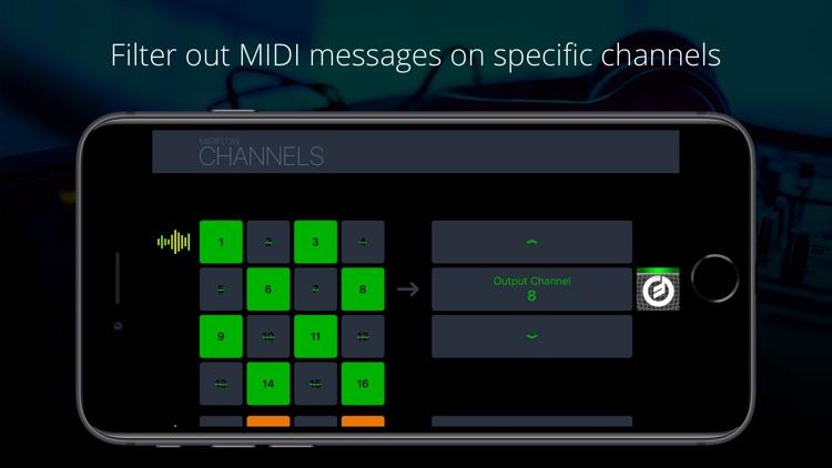Midiflow Channels (Audiobus)
