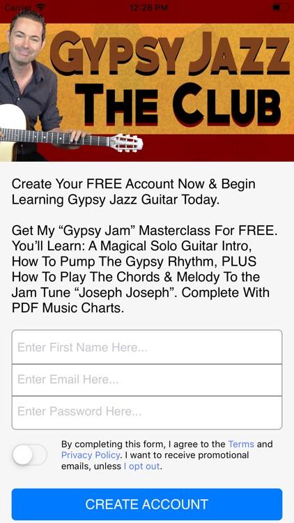 Gypsy Jazz Guitar: Masterclass by Tiorati Media BV