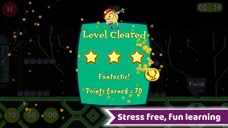 Math Rescue Kids Mental Games screenshot-3
