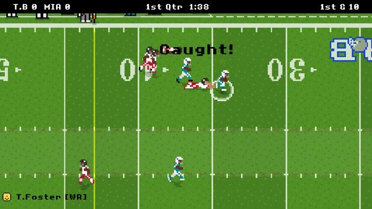 Retro Bowl screenshot-7