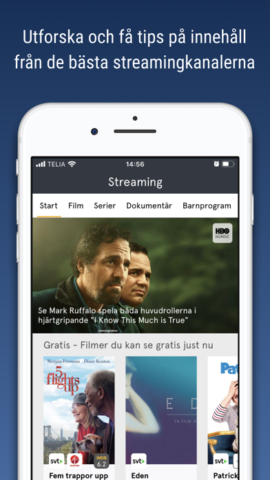 tv.nu - Guide till TV & Play screenshot four