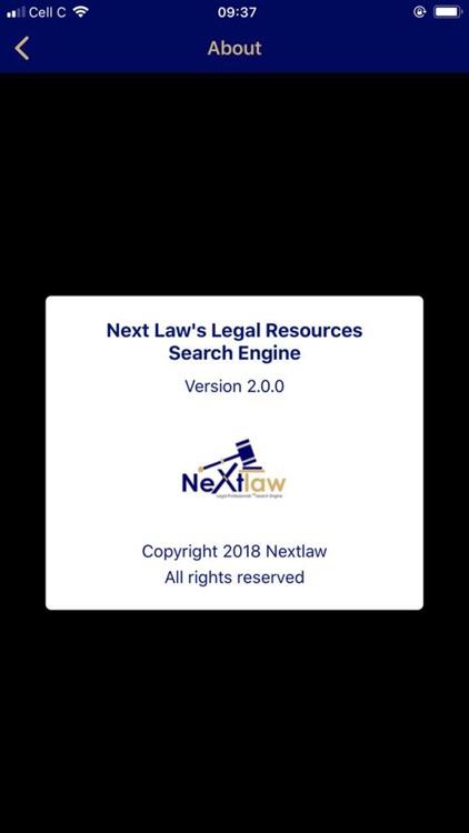 NextLaw Legal Research screenshot-4