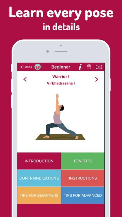 Yoga App - Yoga for Beginners
