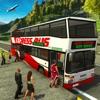Hill Bus Driving Simulator