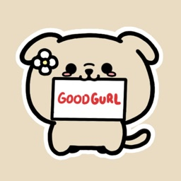 Goodgurl Stickers: Aminals