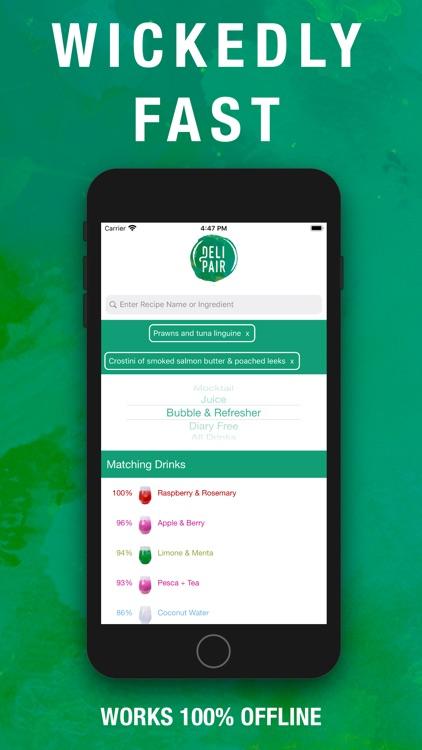 Delipair AF - Food and Drink screenshot-4
