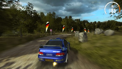 Rush Rally 3 screenshot 3