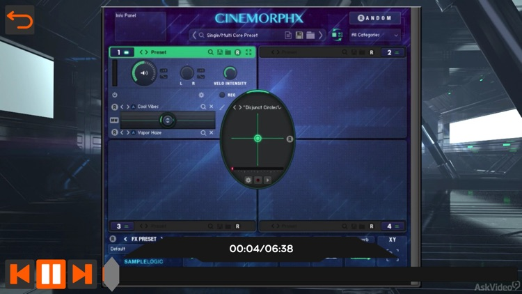CINEMORPHX Course By Ask.Video