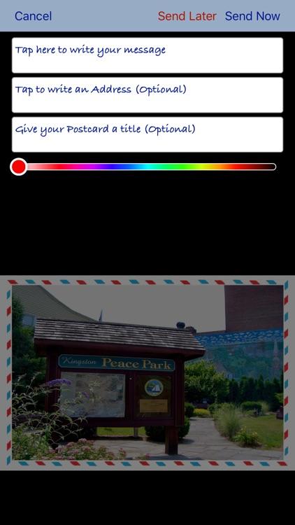 Miwaresoft PostCards