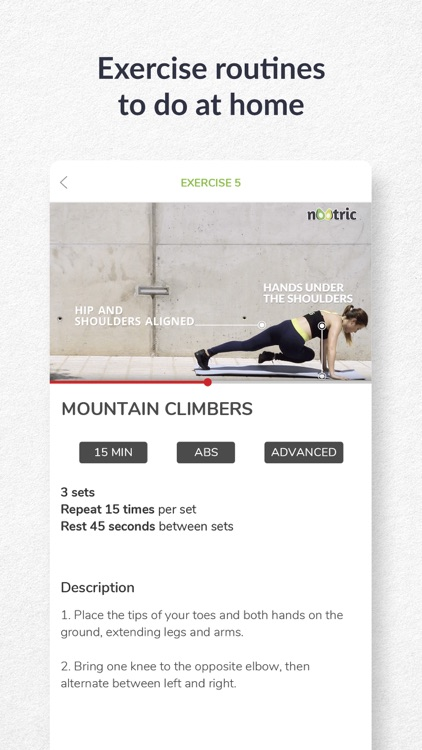 nootric - Weight loss plans screenshot-5