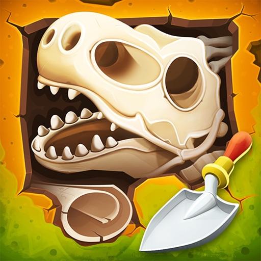 Dig Up Dinosaur Bones