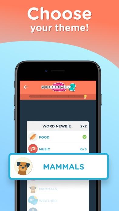 WordBrain 2: Fun word search! free Hints hack