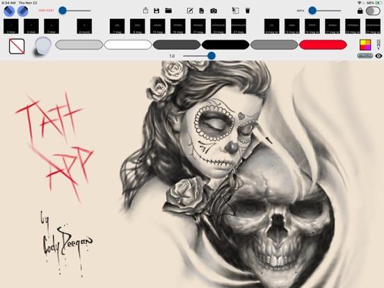 TattApp Screenshots