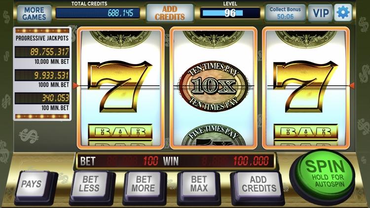 777 Slots Casino Classic Slots screenshot-8