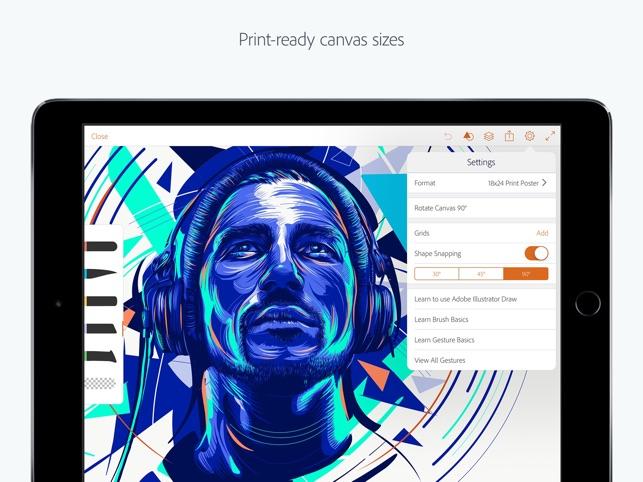 Adobe Illustrator Draw on the App Store