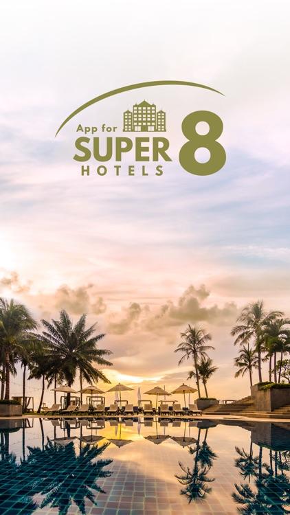 App for Super 8 Hotels