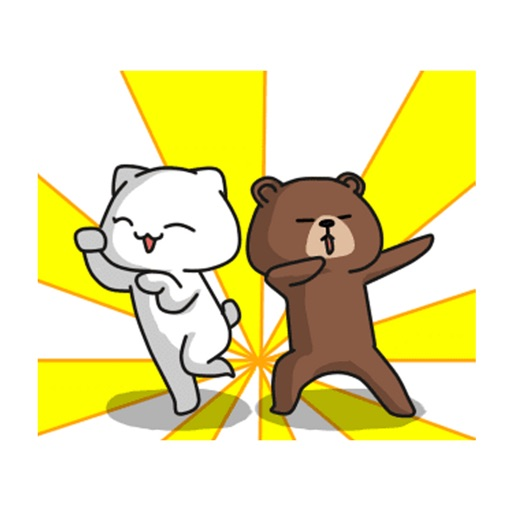 Bear Buds - Animated icon