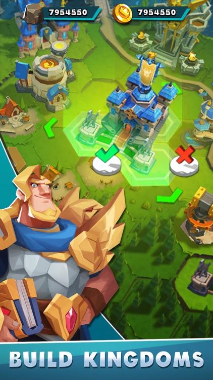 Brave Conquest screenshot-0