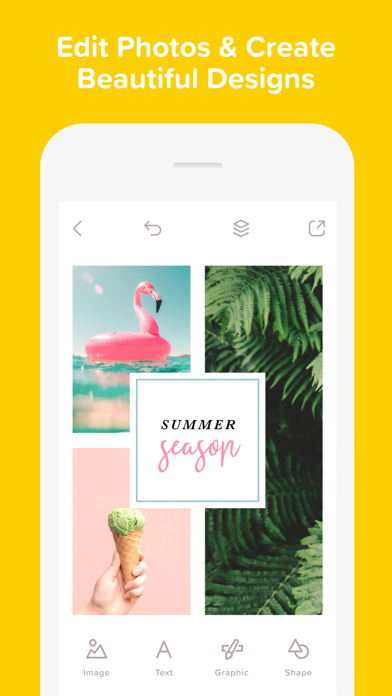 Over Edit & Add Text to Photos app image