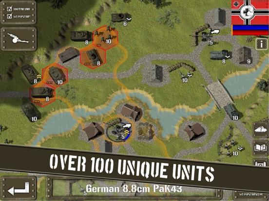 Tank Battle: Normandyのおすすめ画像1
