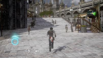 Screenshot from THE LAST REMNANT Remastered