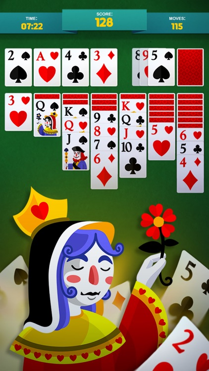 Solitaire Card Game Classic screenshot-3