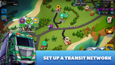 Transit King Tycoon - Empire for windows pc
