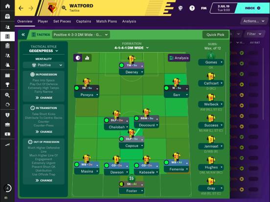 Football Manager 2020 Touchのおすすめ画像9