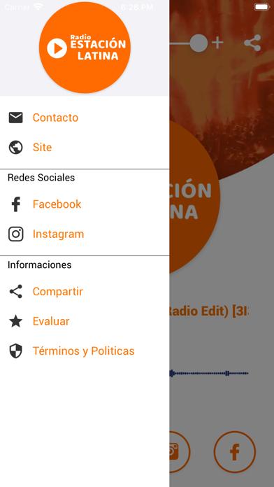 Radio Estación Latina screenshot #2