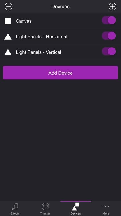Soundstorm for Nanoleaf screenshot-4