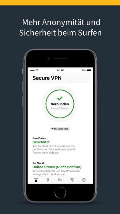 messages.download Norton Secure VPN software