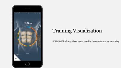 SIXPAD Official App screenshot one