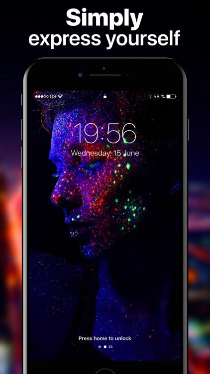 Cool Wallpapers 4k for iPhone screenshot-4