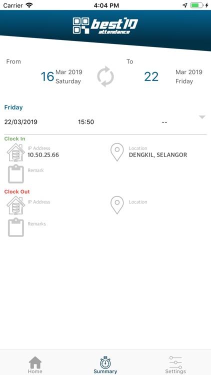 bestID Attendance screenshot-5