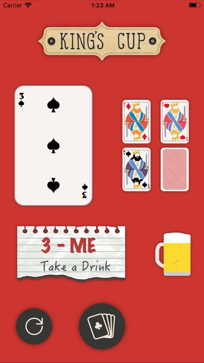 King's Cup - Party Game