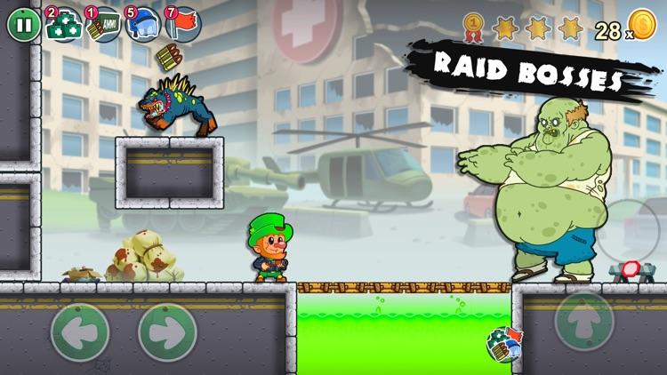 Lep's World Z - Zombie Games