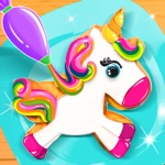 Unicorn Cookie Baking Game