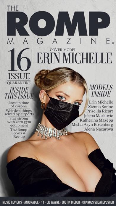 The Romp Magazine Screenshot